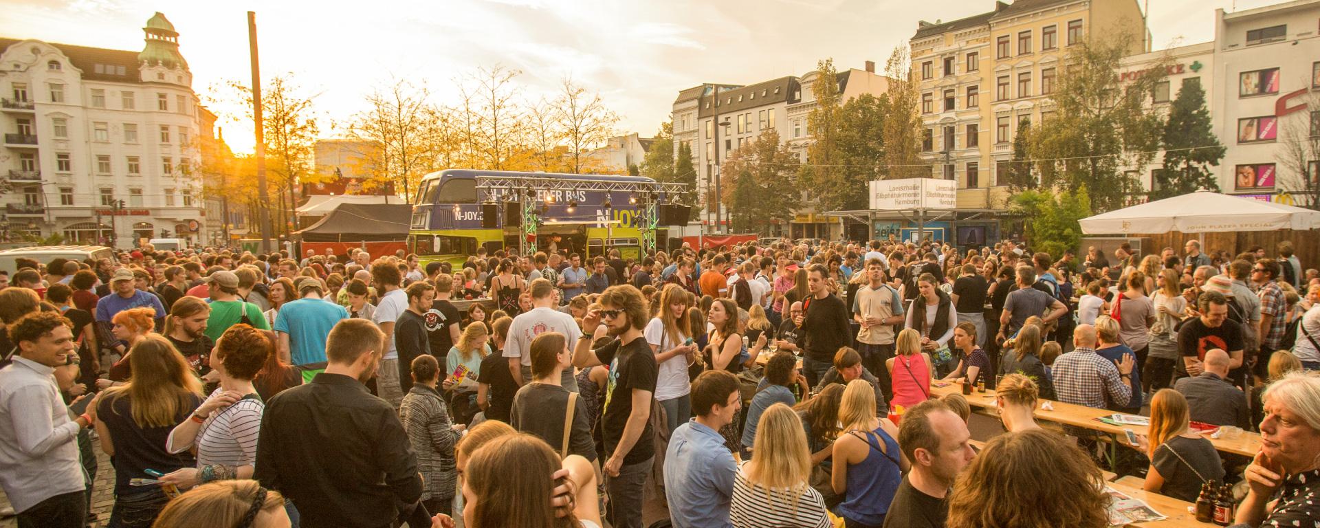Reeperbahn Festival in 2020