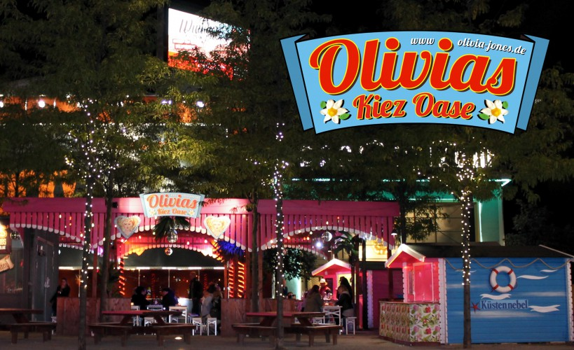 Olivias Kiez Oase_Homepage