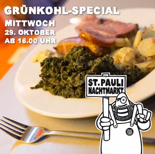 Grünkohl-Special