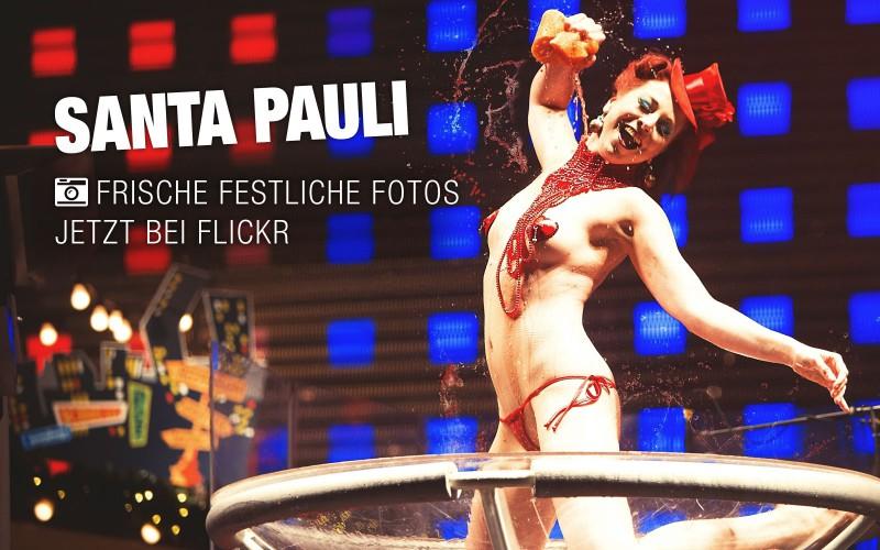 Santa Pauli Bilder 2014