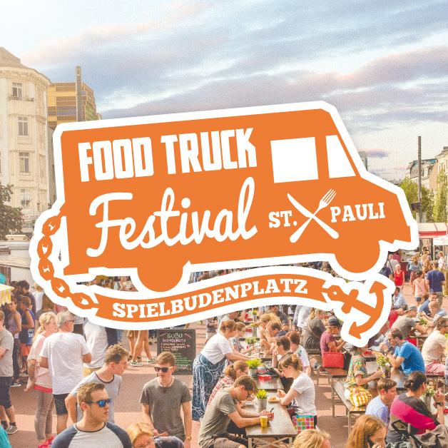 Food Truck Festival 2020.Food Truck Festival Spielbudenplatz Hamburg St Pauli