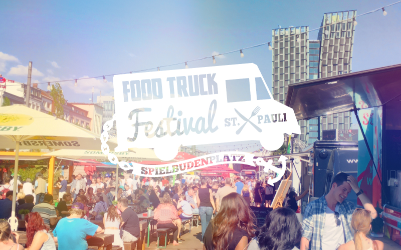 food truck festival spielbudenplatz hamburg st pauli. Black Bedroom Furniture Sets. Home Design Ideas