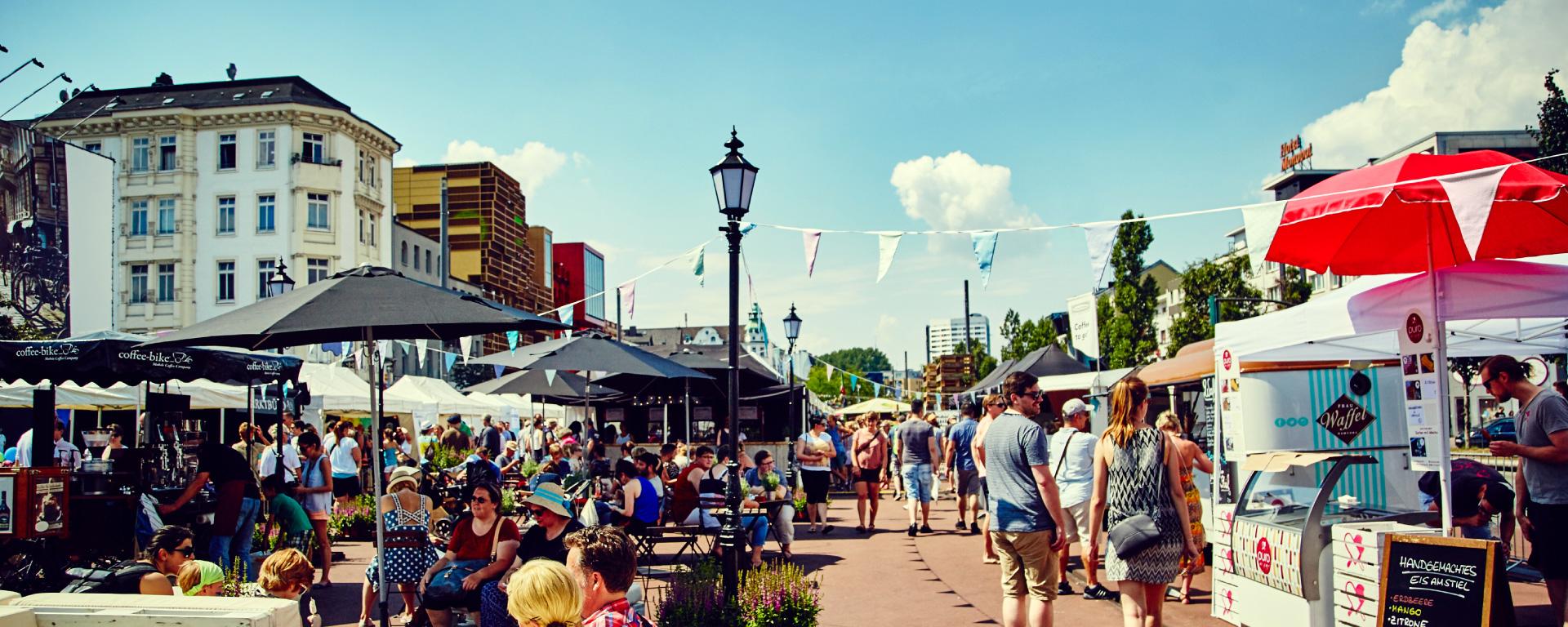 Viertel Meile Design Market