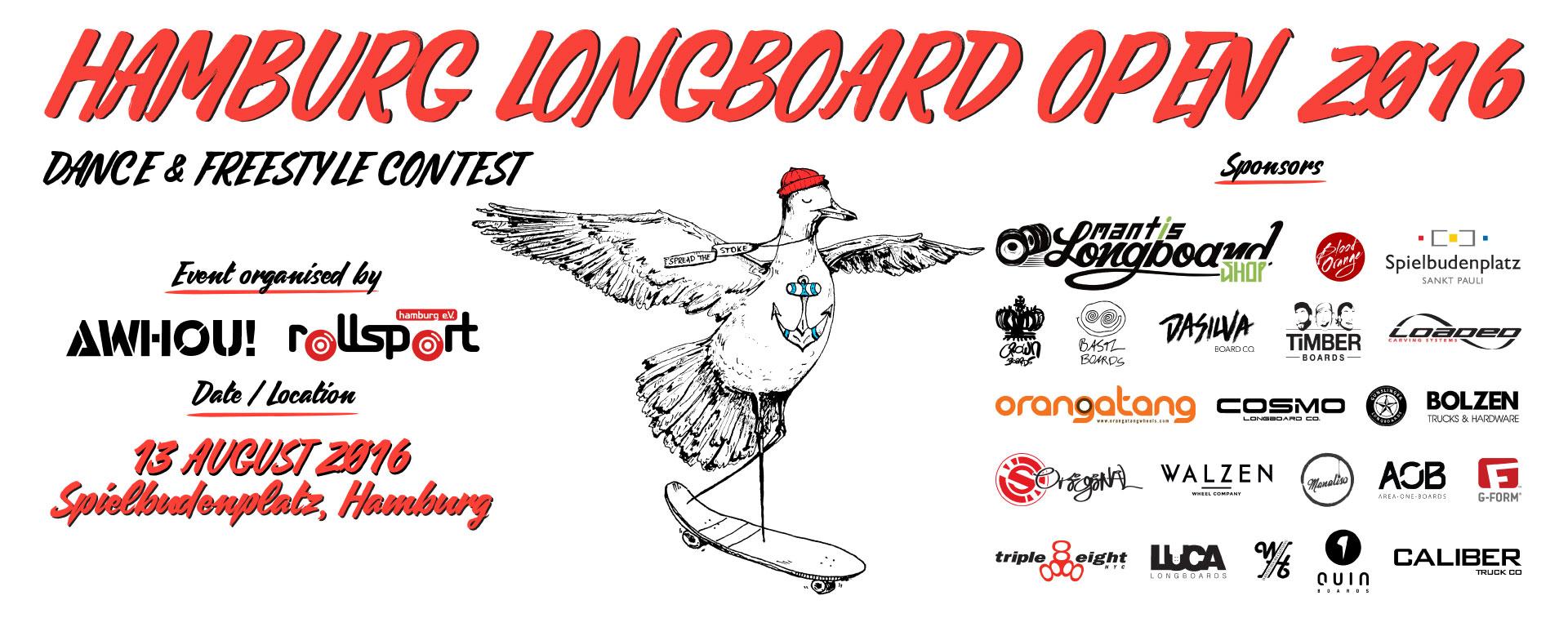 Hamburg Longboard Open 2016