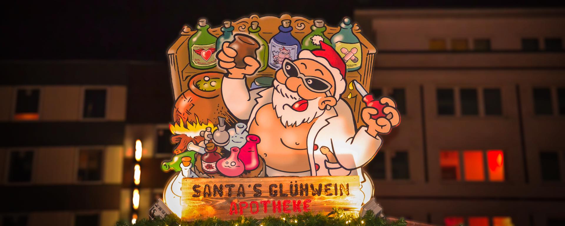 Santa's Glühweinapotheke