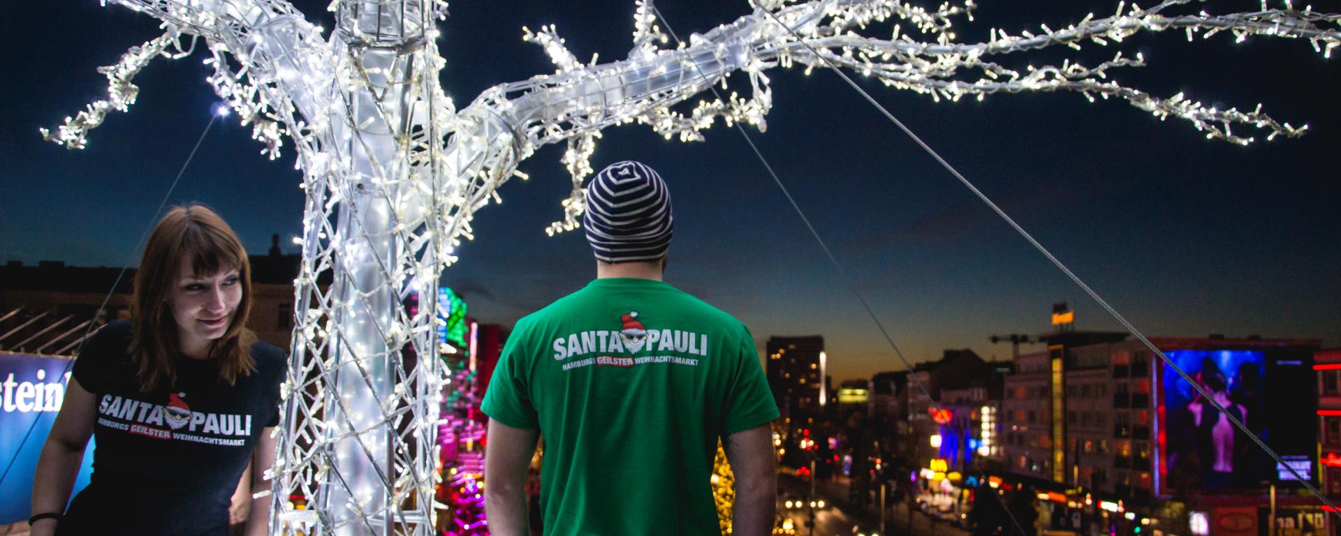 SANTA PAULI T-Shirt Kollektion 2016