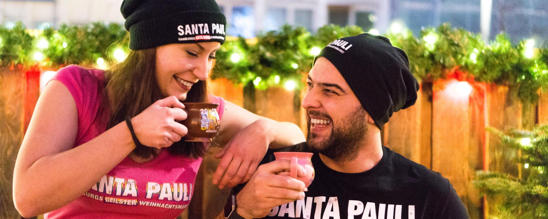 SANTA PAULI T-Shirt Kollektion 2017